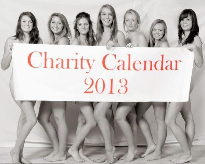 Студенческий календарь в стиле НЮ (14 фото)