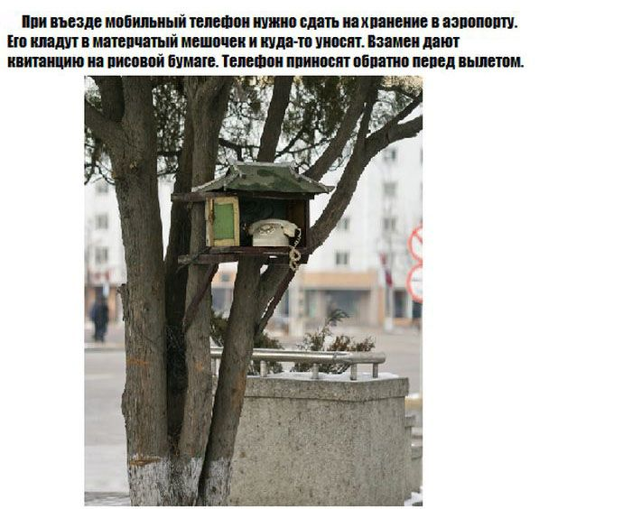 Познавательные факты о Северной Корее (10 фото)