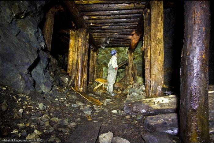 Заброшенный рудник XVIII века (34 фото)