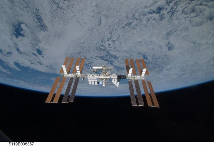 Удивительные космические снимки NASA (99 фото)
