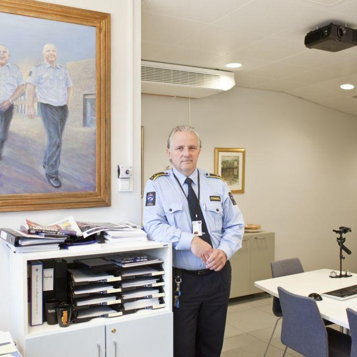 Самая гуманная в мире тюрьма - Хальден (14 фото)