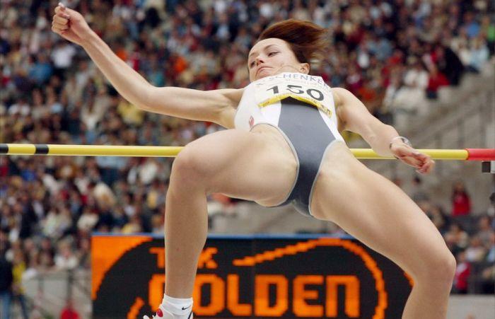 образом эрот моменты спортсменов разврата
