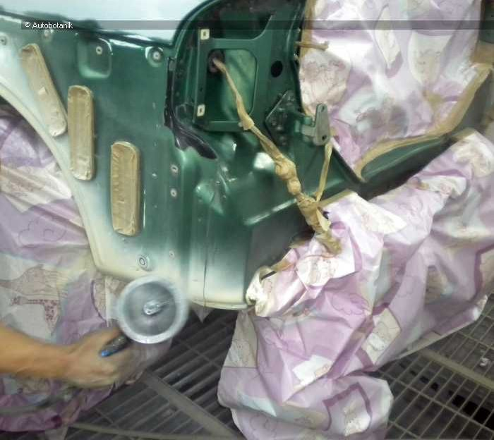 Крутое перевоплощение японского внедорожника (105 фото)