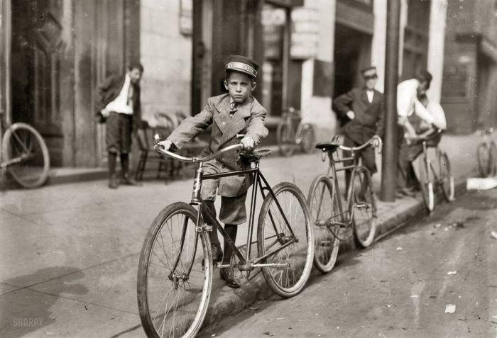 Жизнь в Америке в 1900-1930е годы (50 фото)