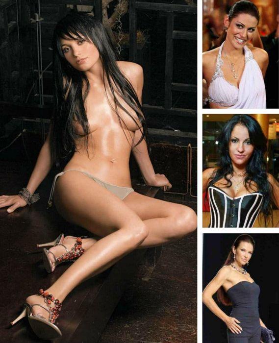 Топ самых сексуальных порнозвезд 2012