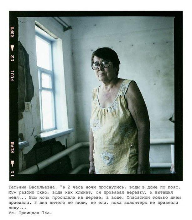 Свидетели наводнения в Крымске о наболевшем (20 фото)