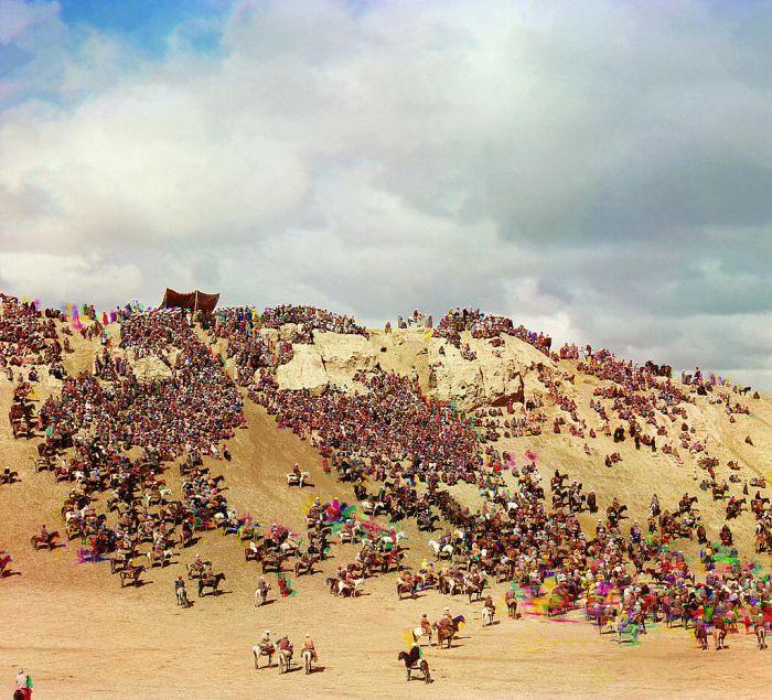 Редчайшие цветные снимки начала 20го столетия (70 фото)