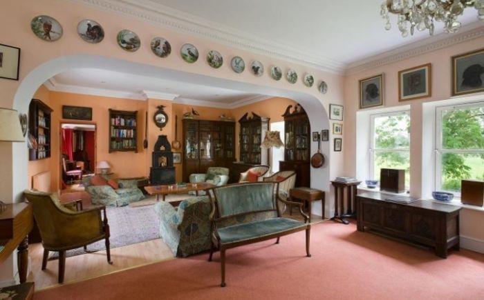 Шикарные интерьеры дорогостоящих домов (40 фото)