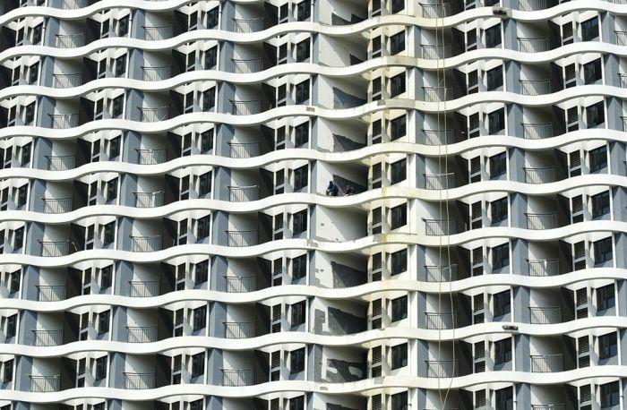 Странный метод застройки китайских городов (51 фото)