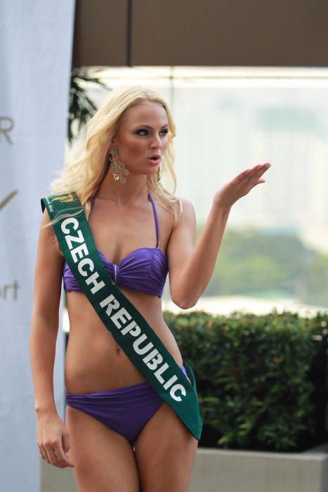 Мисс Планета-2012 родом из Чехии (33 фото)