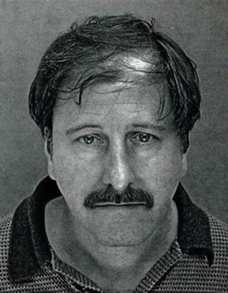 Фоторобот подозреваемого (2 фото)