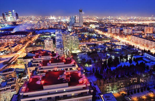Дома Рублевки и элитные квартиры в Москве (150 фото)