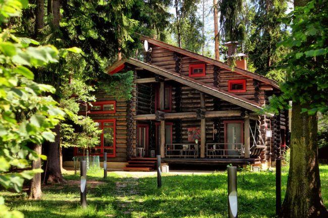 Фото домов рублевки в москве