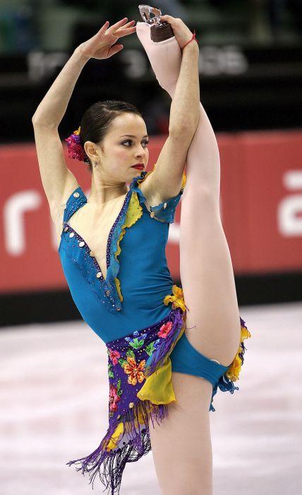 пикантные фото российских спортсменок