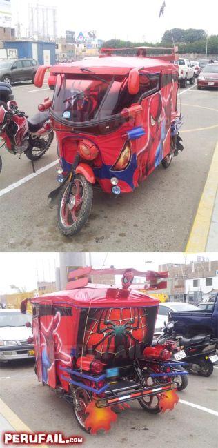 Sólo fails en Perú.
