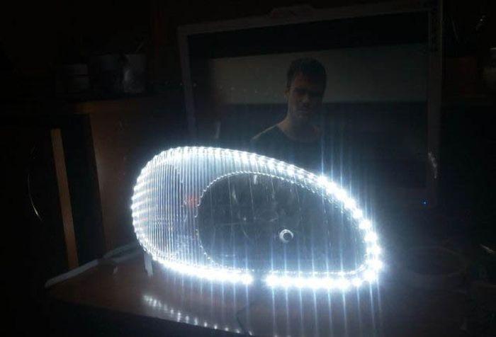 Делаем светодиодные фары своими руками (30 фото)