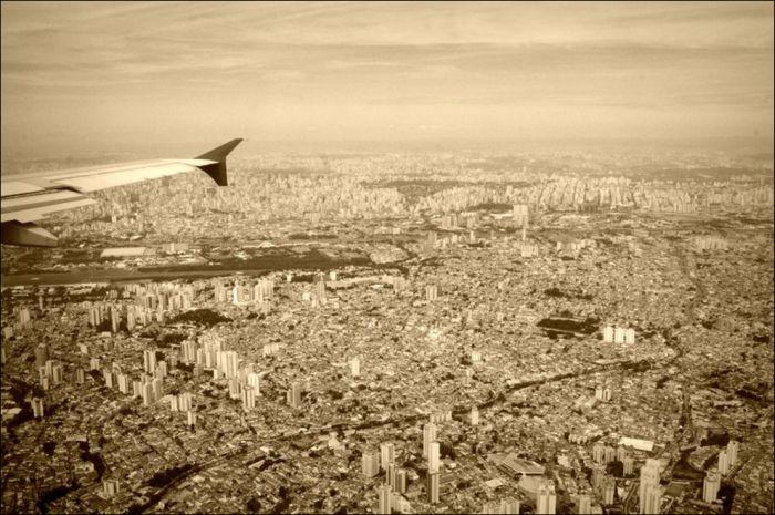С высоты птичьего полета (50 фото)