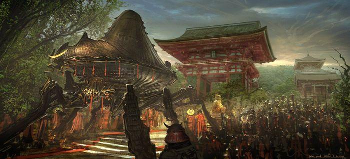 Фантастические работы от Фэнга Чжу (126 фото)