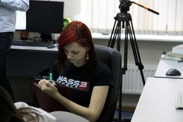 Русская девушка стала главным лицом игры Bioshock Infinite (40 фото)