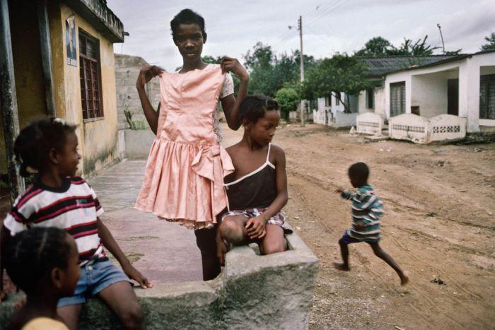 Жизнь в трущобах (45 фото)