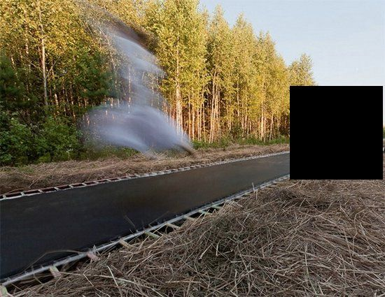 Адская дорога (3 фото)