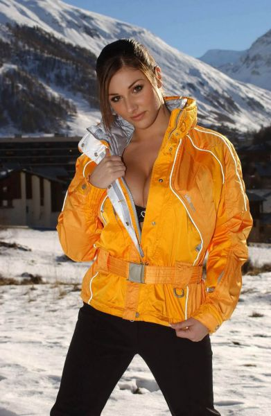 Стройные девушки, которые любят активный зимний отдых  (75 фото)