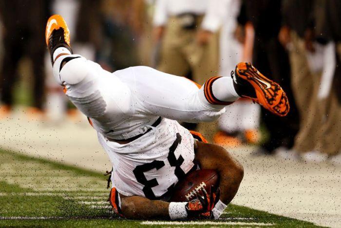 Лучшие спортивные снимки 2012 года (75 фото)