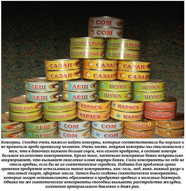 Поддельные продукты на полках магазинов (8 фото)