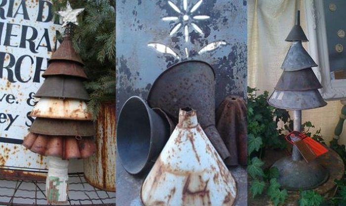 Как украсить дом к Новому году (38 фото)