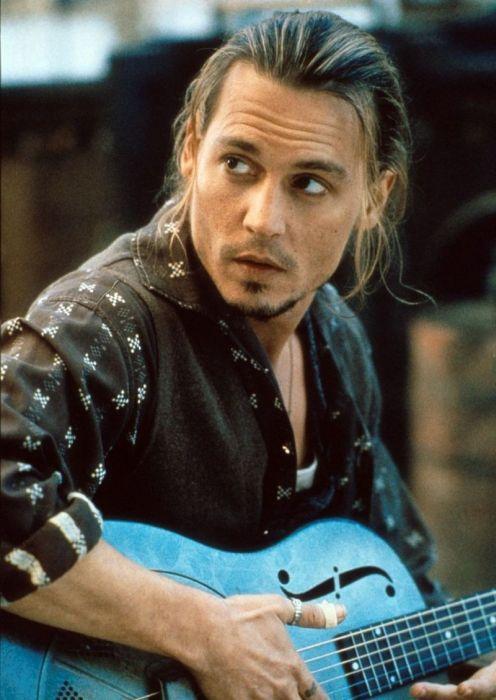 Джонни Депп сквозь годы в кинематографе (78 фото)