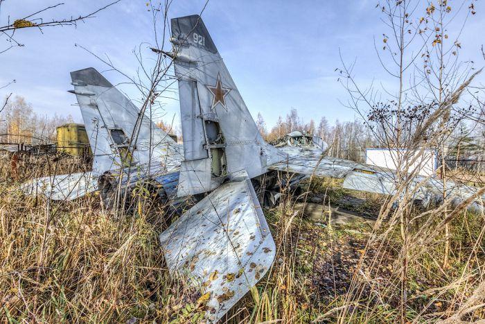 Сокрушительный удар по истории авиации в России (44 фото)
