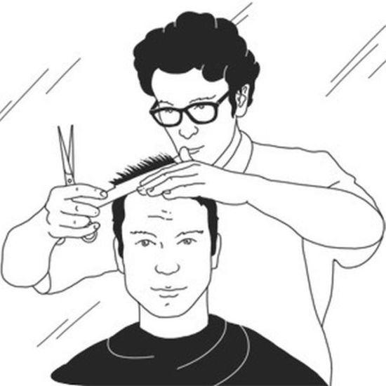 Как всё устроено: Работа парикмахера (3 фото + текст)