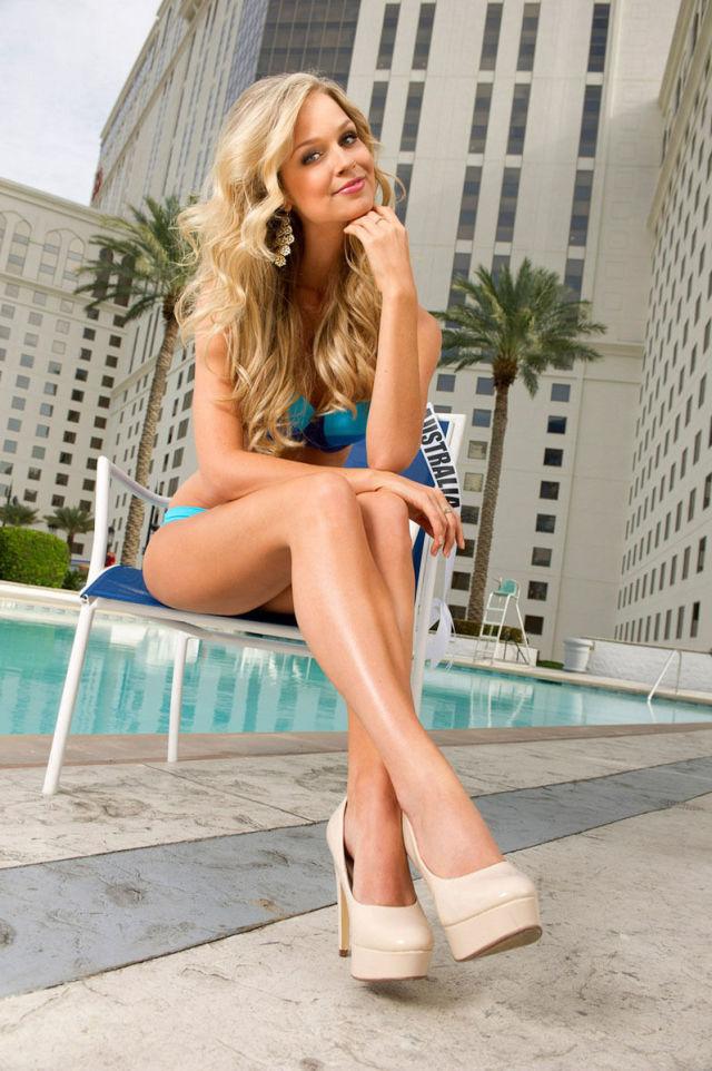 Foto miss universe 2012 bikini.