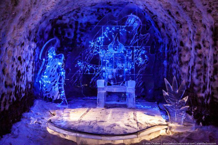 Фотопрогулка по ледяной сказке северных народов (45 фото)