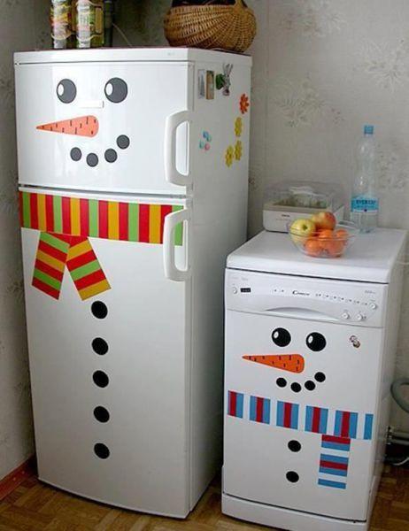 Холодильник своими руками в доу 81
