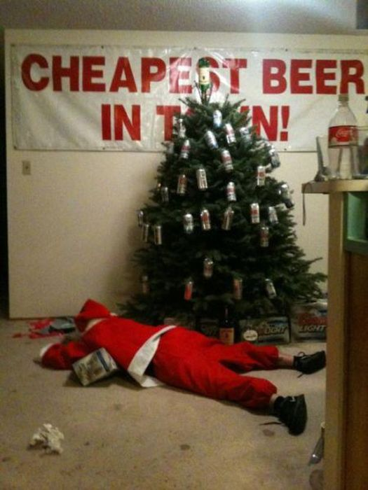 Люди, которые не знают меры в алкоголе (60 фото)