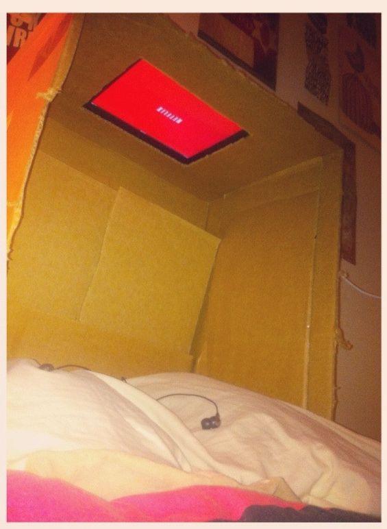 """Делаем """"домашний кинотеатр"""" из iPad (4 фото)"""