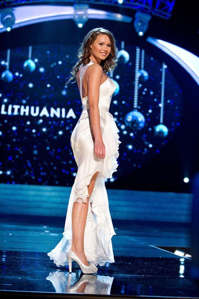 """Девушки с конкурса красоты """"Мисс Вселенная 2012"""" (76 фото)"""