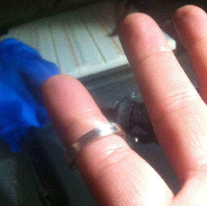 Делаем кольцо из монеты своими руками (15 фото)