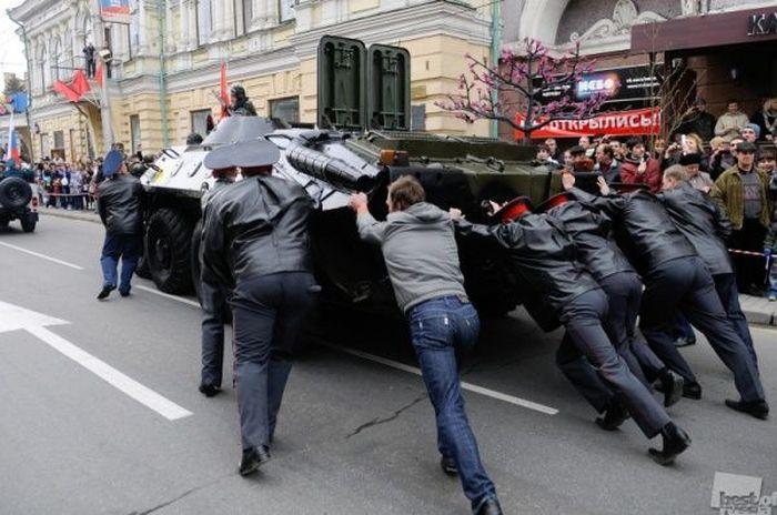 ТОП-40 самых лучших снимков России за 2012 год (40 фото)
