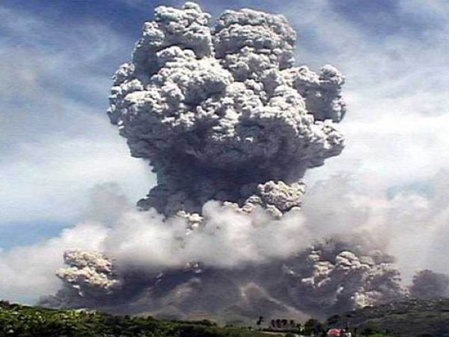 Несколько сценариев возможного конца света (7 фото)