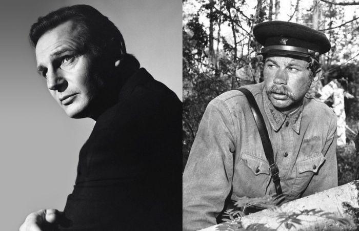 Настоящие лица актеров из нашего советского детства (22 фото)