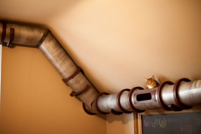Загадка дня. Для чего нужна эта уникальная система труб (17 фото)