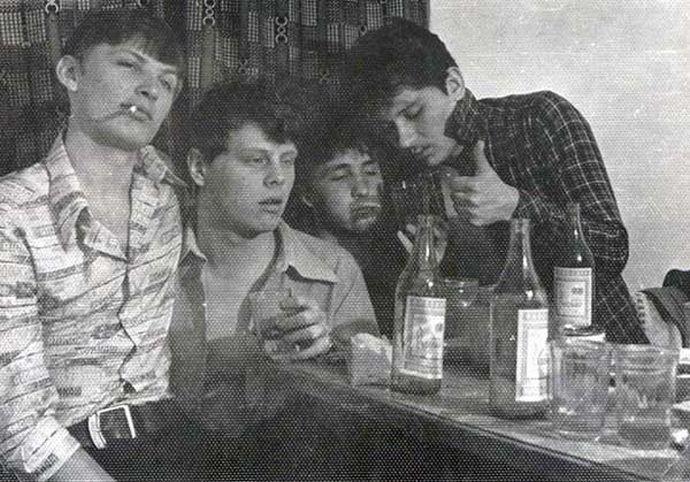 Алкогольные ром советских времен (109 фото)