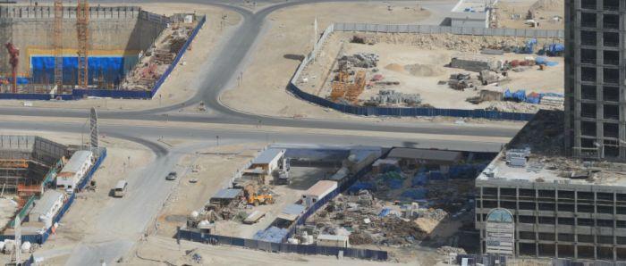 45-гигапиксельный панорамный снимок Дубая (9 фото)