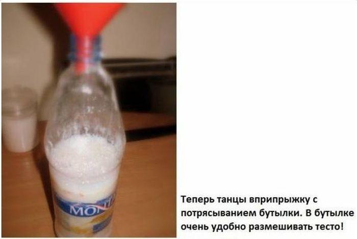 Как приготовить блины, не запачкав при этом посуды (4 фото)