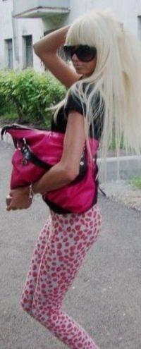 Перевоплощение из гламурной кисы в нормальную девушку (26 фото)