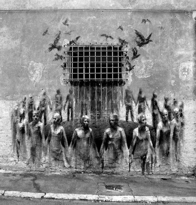 Самый удивительный стрит-арт за 2012 год (26 фото)