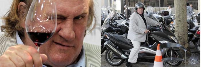 Аварии и нарушения ПДД знаменитыми людьми (7 фото)