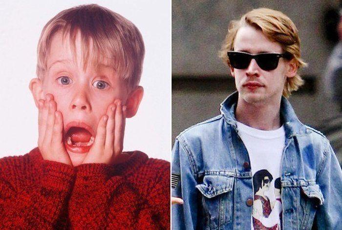"""Как с годами изменились актеры из фильма """"Один дома"""" (9 фото)"""